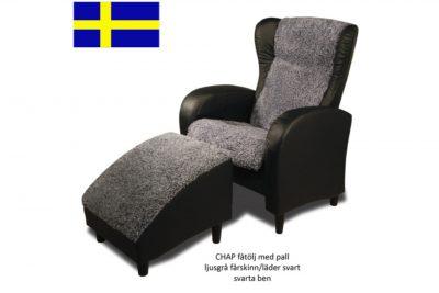 Chap får skinn (1)
