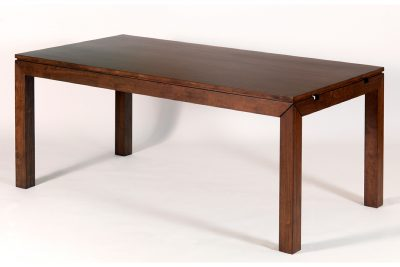 Fargo matbord brun