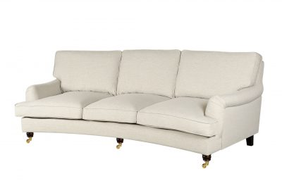 Howard 4 seater curv
