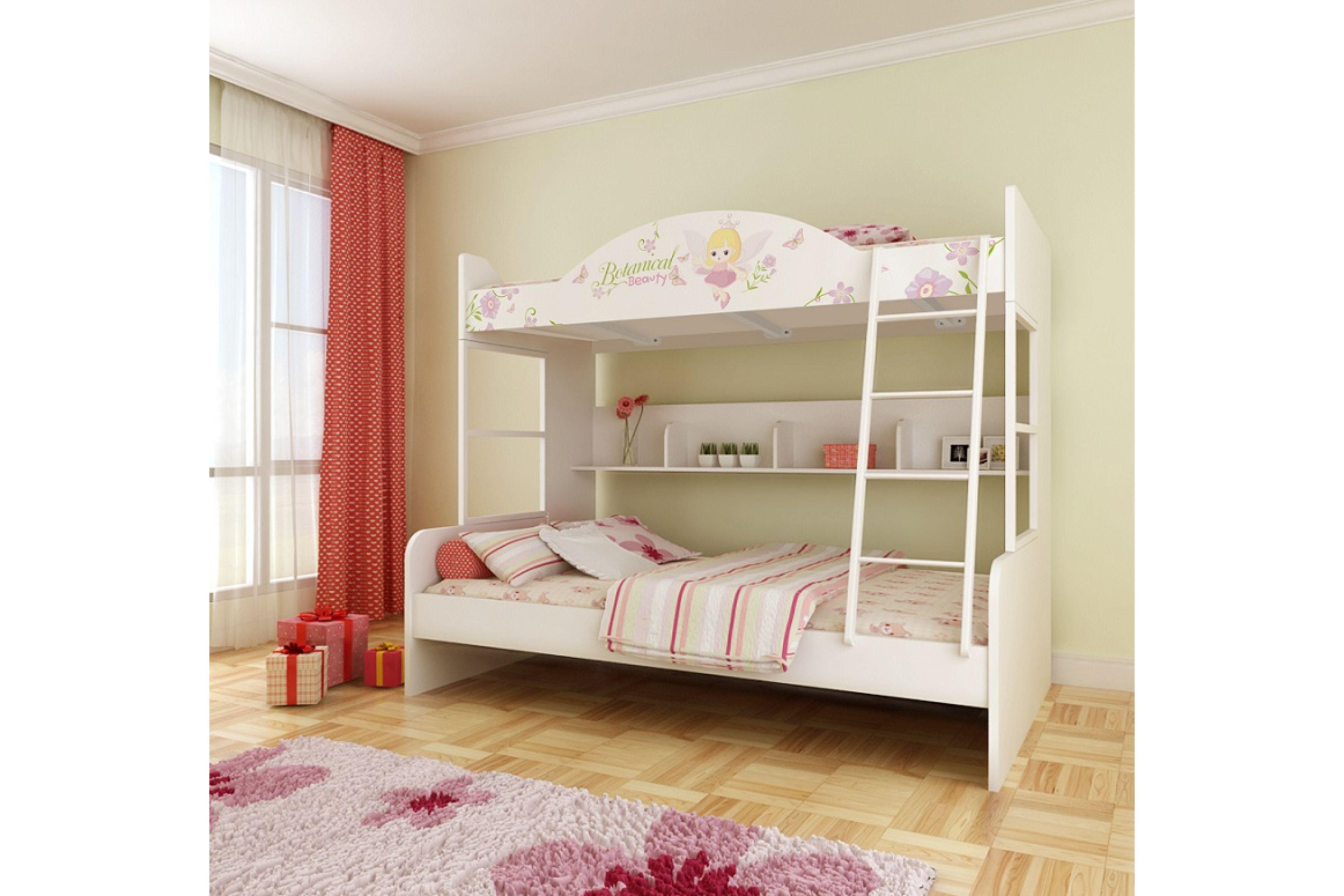Sovrum Barn ~ Interiörinspiration och idéer för hemdesign