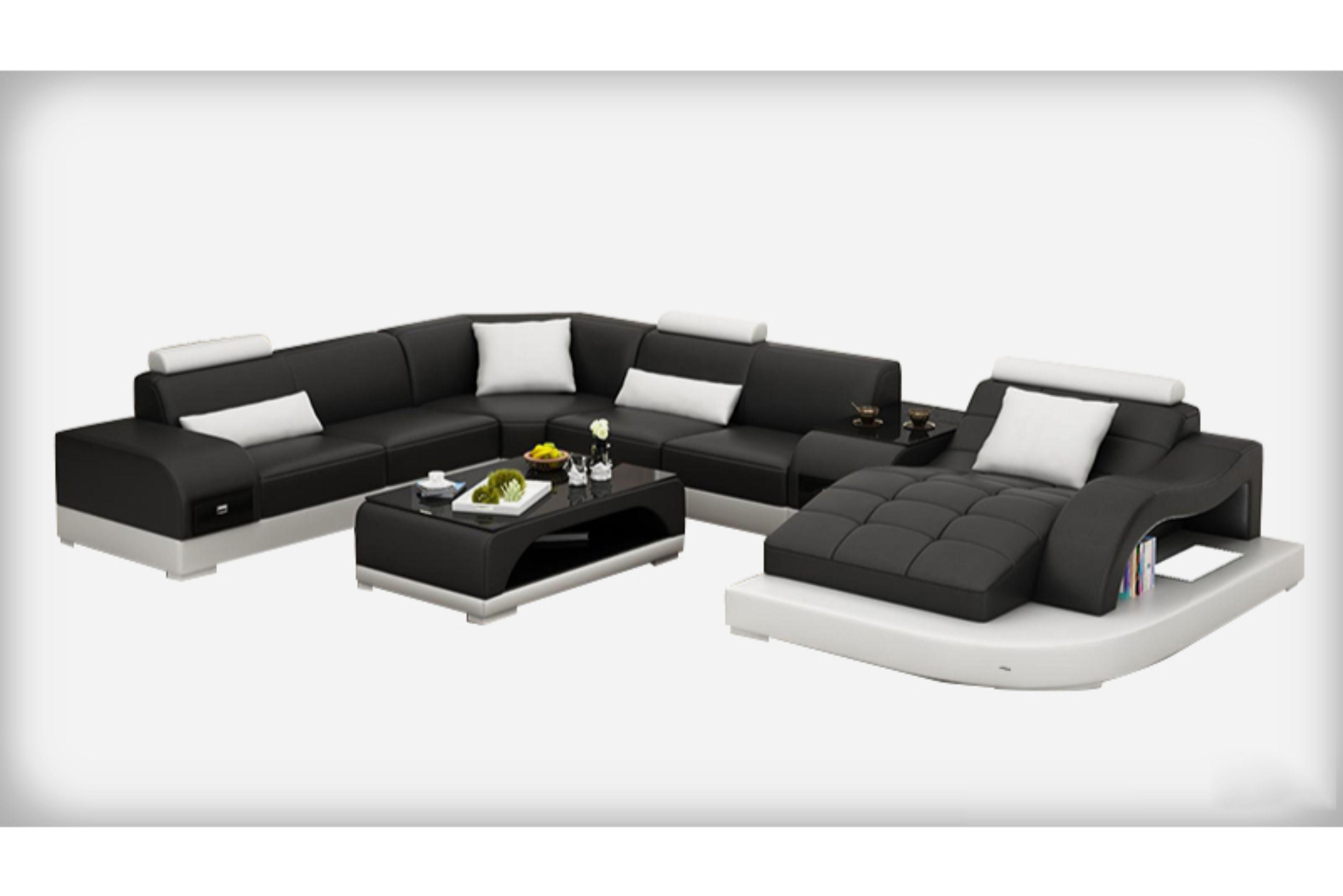 Annika U Soffa XL Folkets Möbler