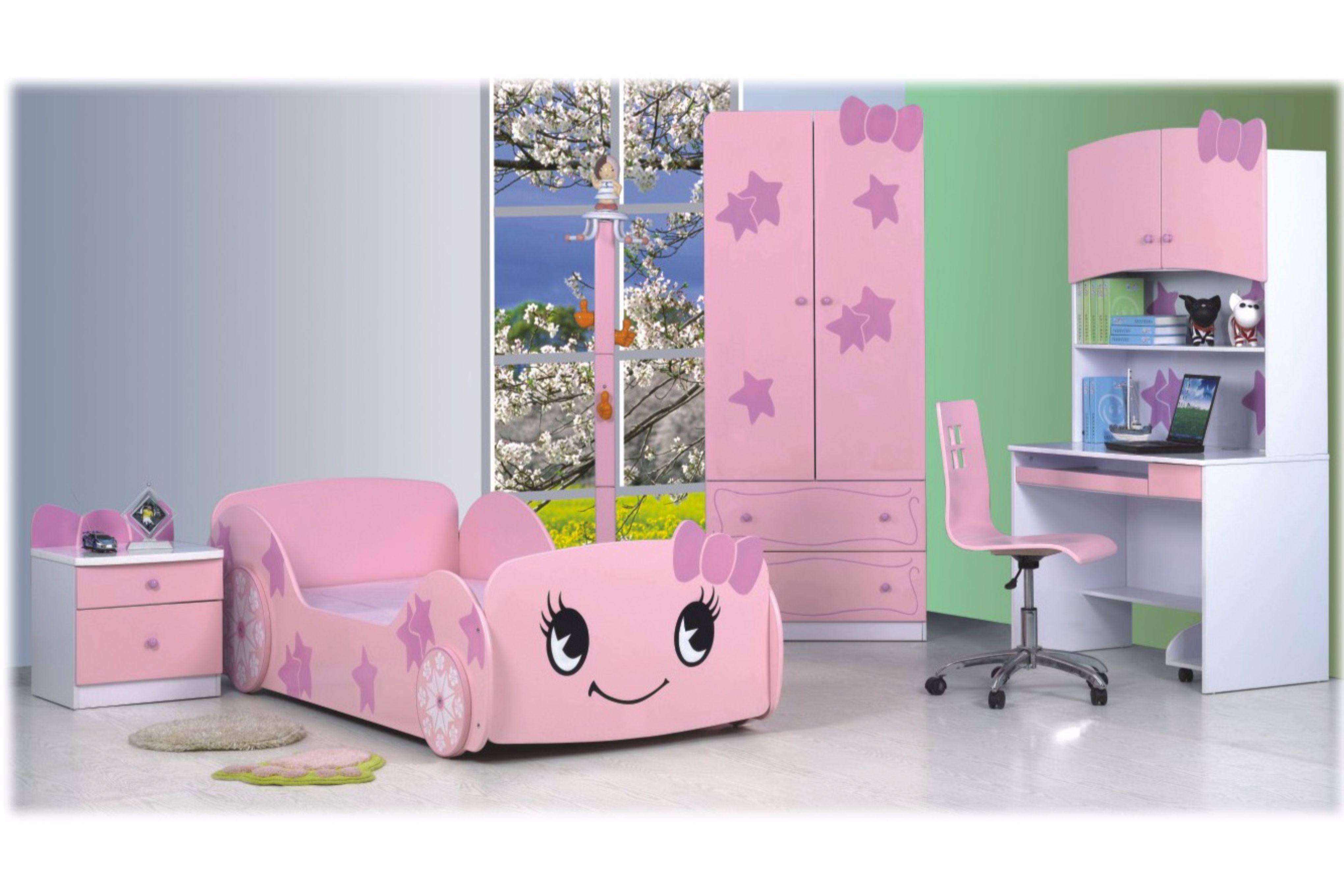 Hello Kitty barnsovrum Folkets Möbler