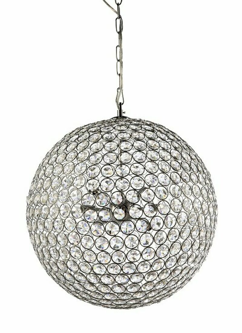 Kristallboll - Kristallbollen - K9 kristall - Folkets Möbler