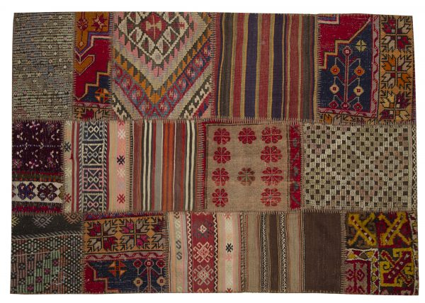 Istanbul Patchwork Matta Brodyr | Mattor | Folkets Möbler