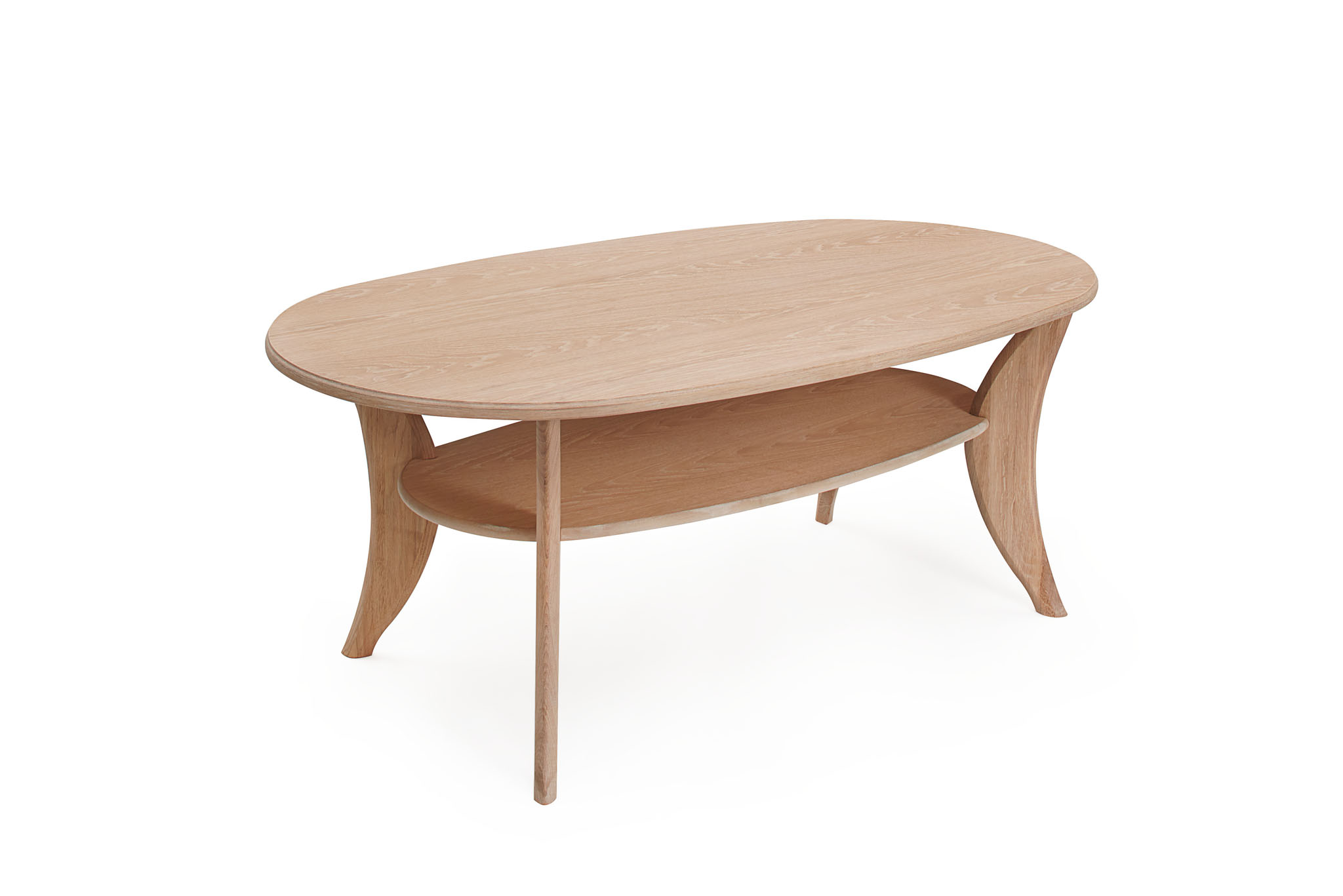 Icke gamla Pan soffbord - Kleppe - Folkets Möbler UR-84