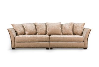 Juliana 4-sits djup soffa