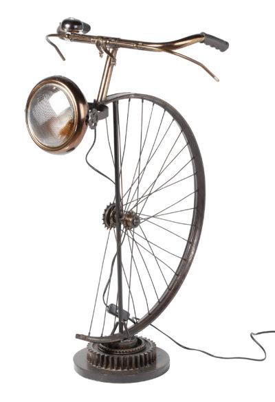 Jocke cykel golvlampa_Rge