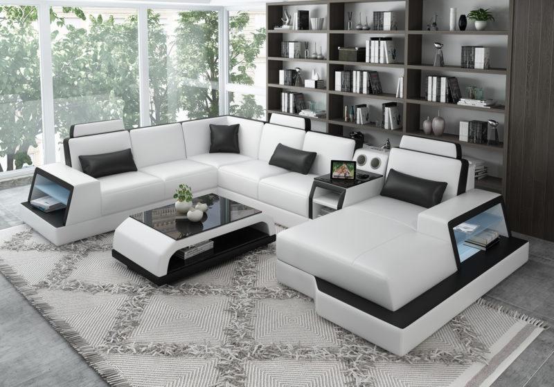 Messina-vit-svart