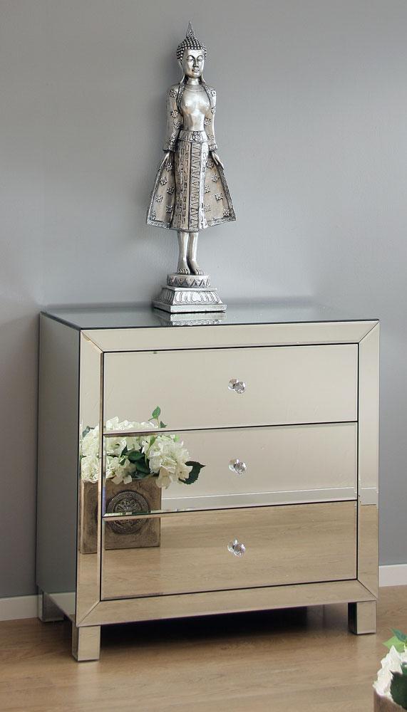 Manchester byrå spegel miljö - Folkets Möbler
