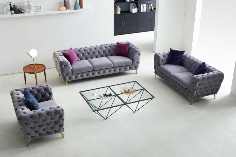 Violett_ design_sammetsoffa