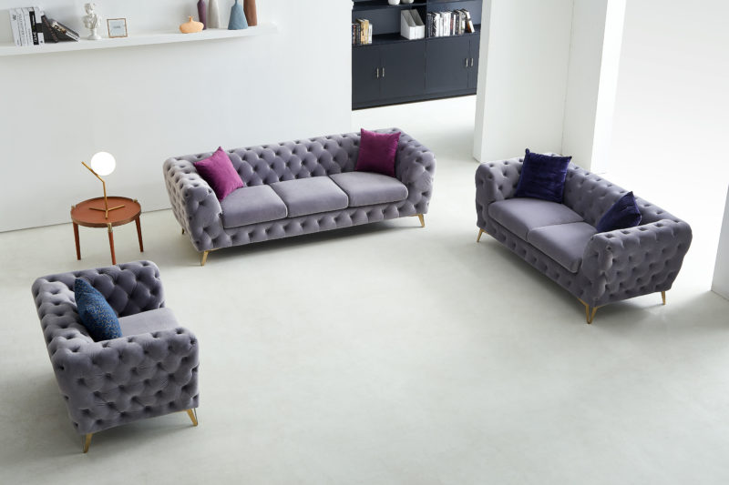 Violett_ designsoffa