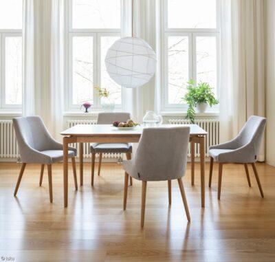 Odense matgrupp inkl. Odense matstolar - Pohjanmaan