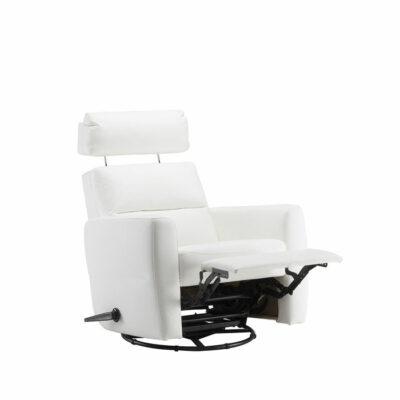 Comfort recliner fåtölj i skinn/läder - Pohjanmaan - Folkets Möbler