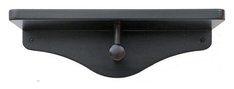 Fame hatthylla liten, svart - RGE - Folkets Möbler