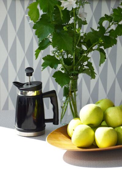 Pressobryggare i rostfritt stål - Kaffebryggare