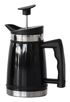 Pressobryggare i rostfritt stål - Kaffebryggare & Tebryggare