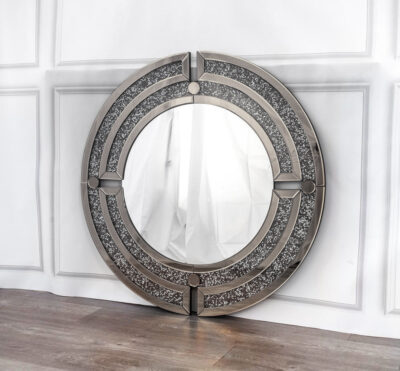 Johanna rund spegel - Väggspegel - M&M Collection