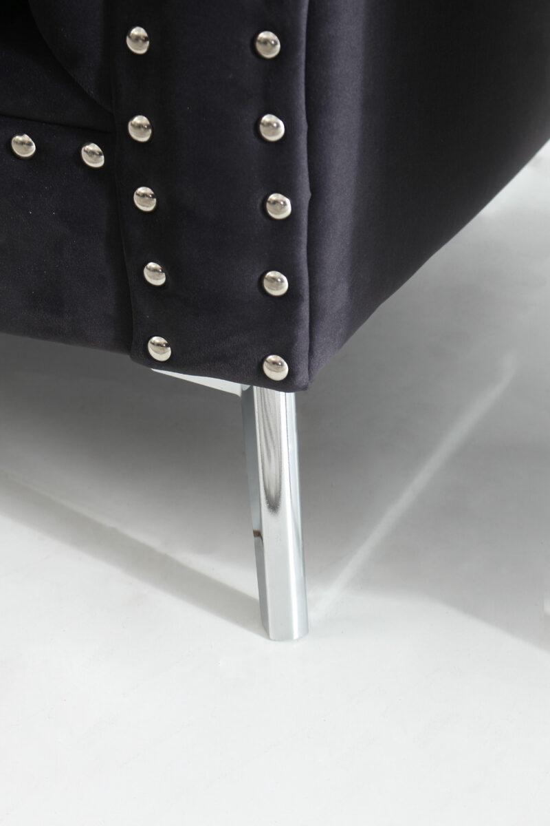 Melinda detaljer - Silver