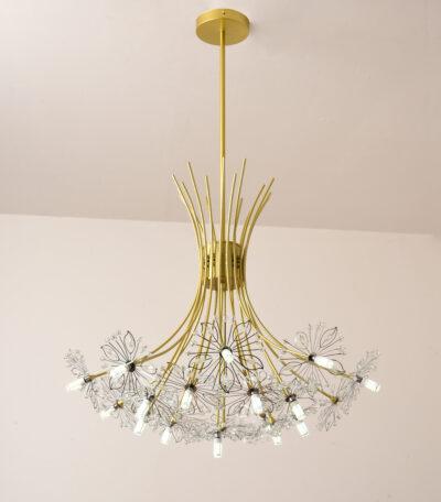 Blombukett design taklampa - Folkets Möbler