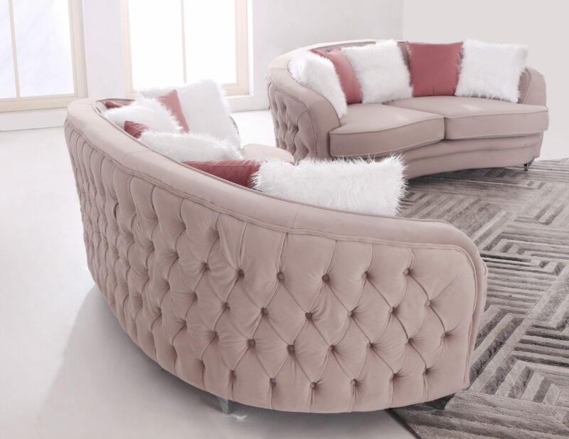 Leona soffa - Detaljer - M&M Collection