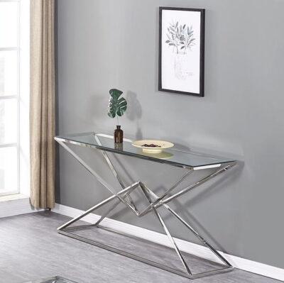 Style konsolbord och avlastningsbord - Glas - Folkets Möbler