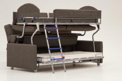 Elevate våningssäng 3-sits bäddsoffa - Folkets Möbler